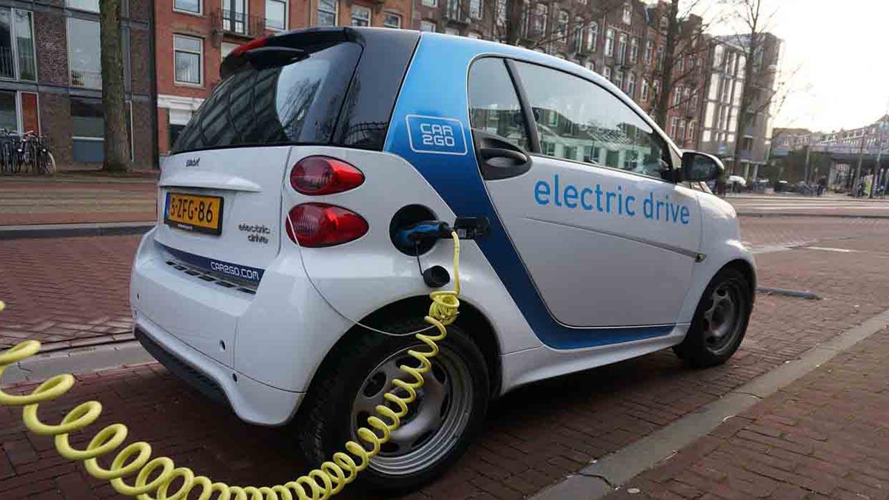 importar auto electrico