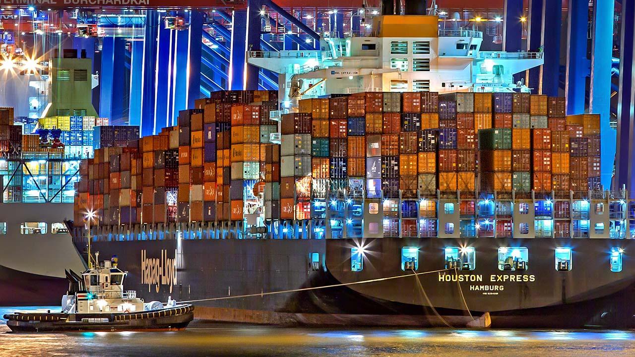 importar contenedor desde china