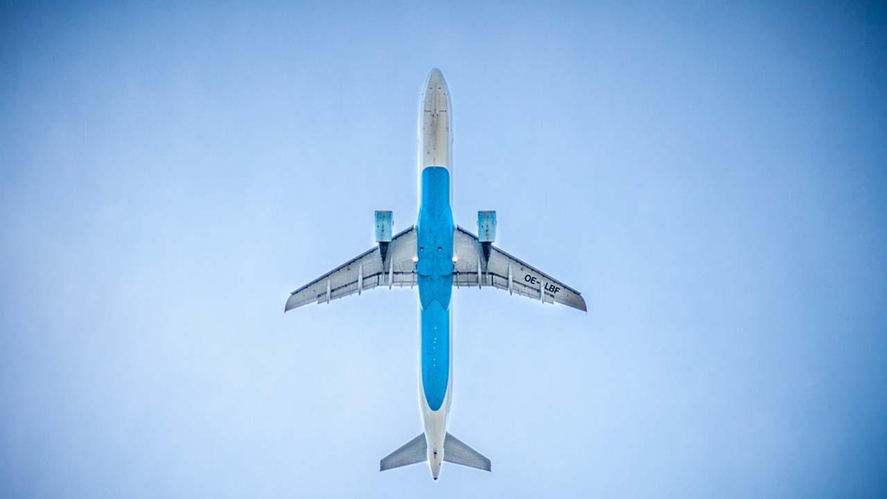 logística internacional aérea