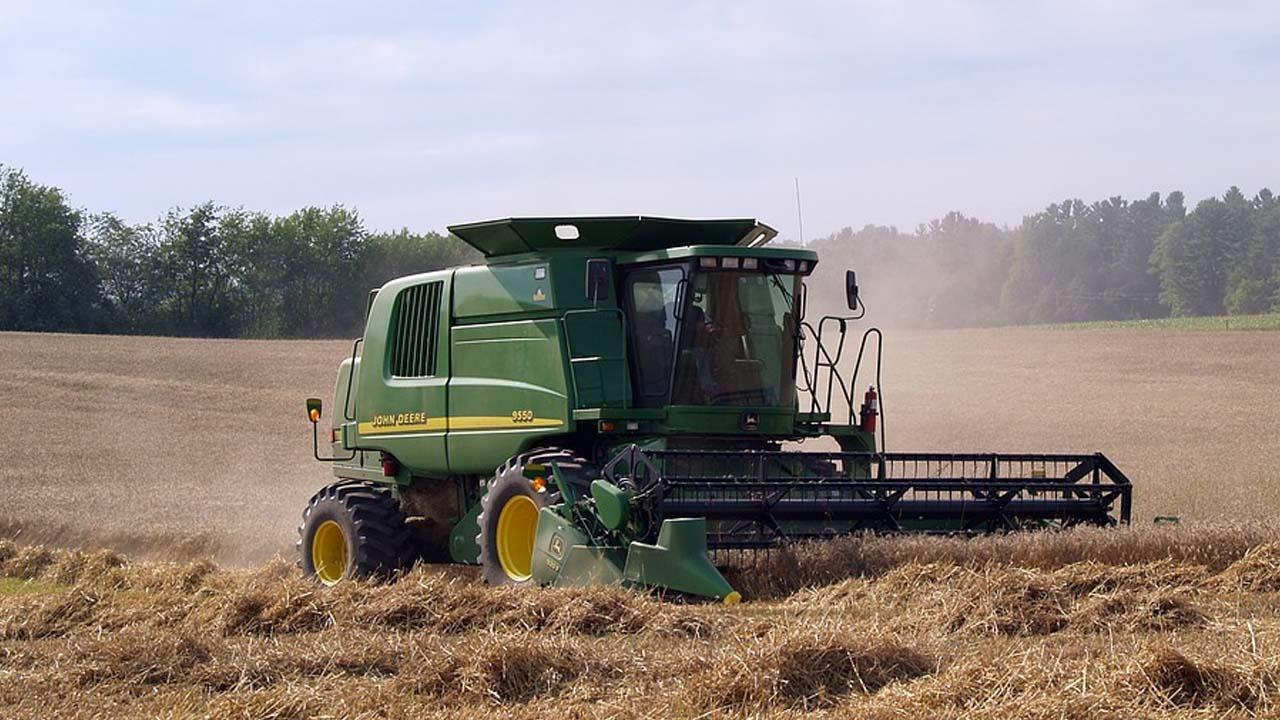 Importación de maquinaria agrícola