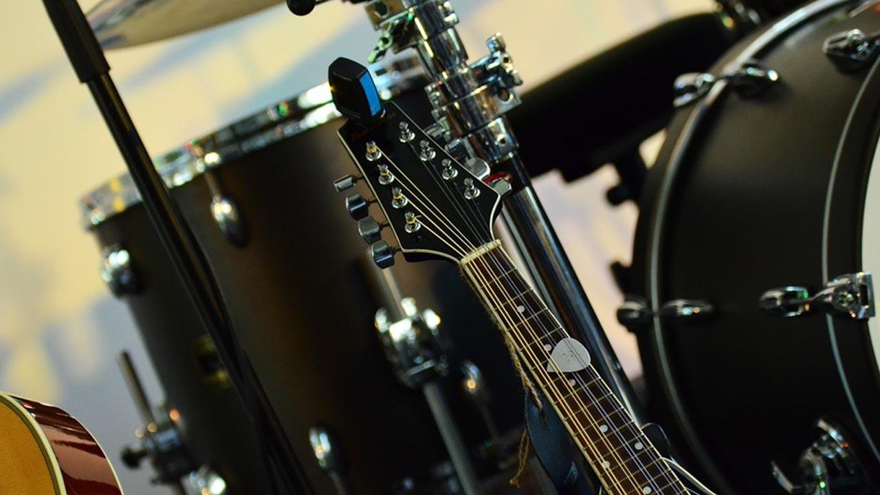 mportación de instrumentos musicales
