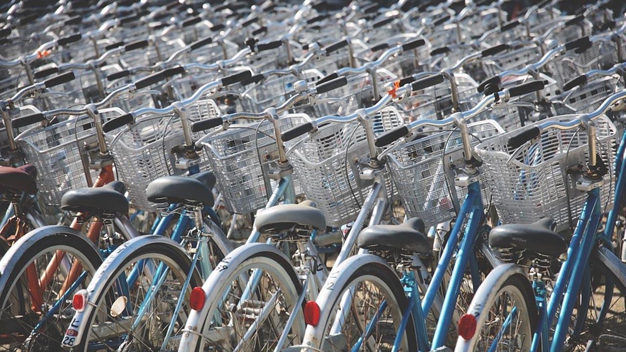 importación de bicicletas