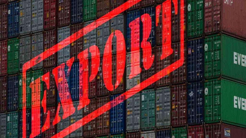 etiquetas de exportación