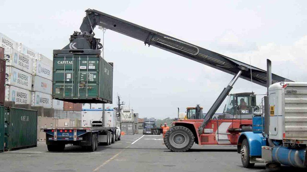 transporte intermodal en el comercio exterior