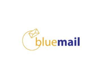blue mail logo