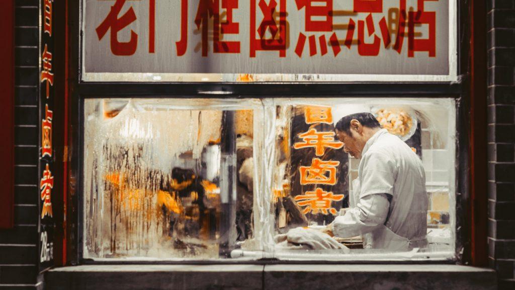 mercado chino el coronavirus