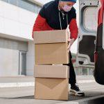 cadena logística de exportación
