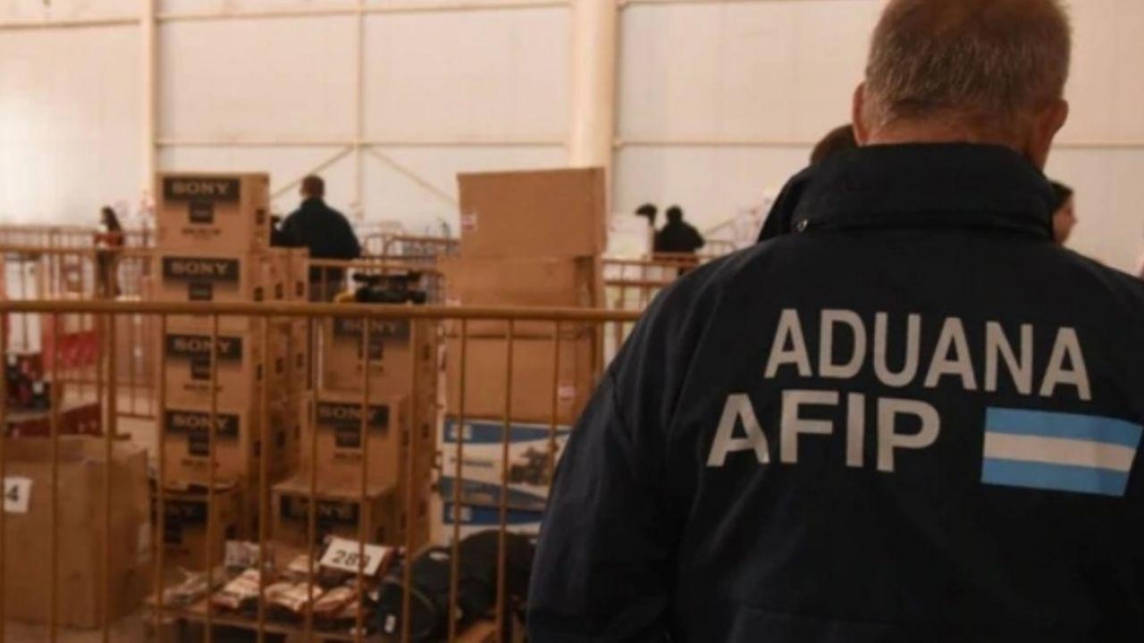 Régimen de exportación definitiva: Aduanas fronterizas