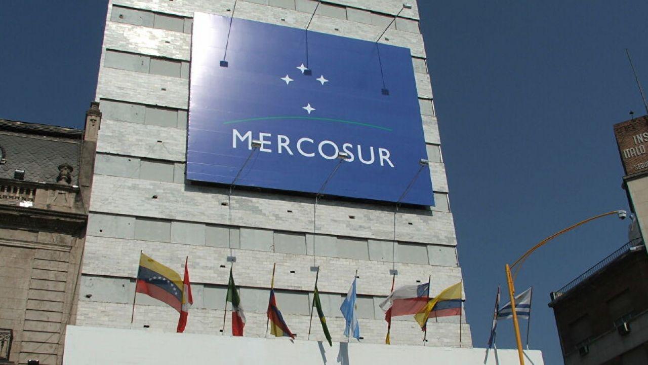 Bloques comerciales: mercosur