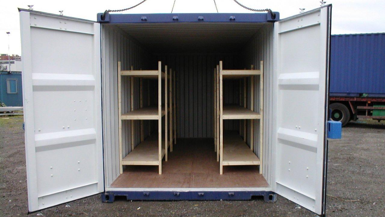 calcular cubicaje de contenedores