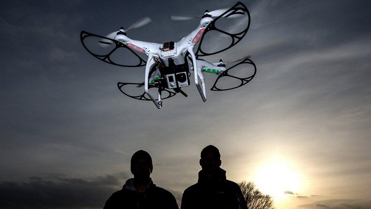 importar drones de china